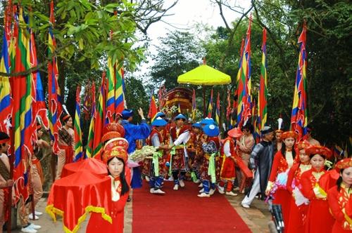 Phú Thọ prepares for pilgrim festival