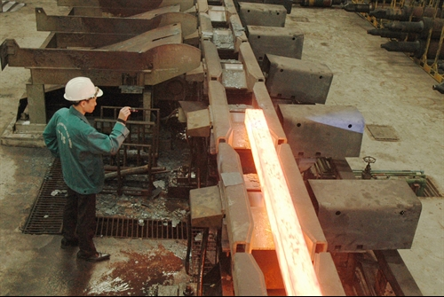 New tariffs on steel to protect against cheap imports