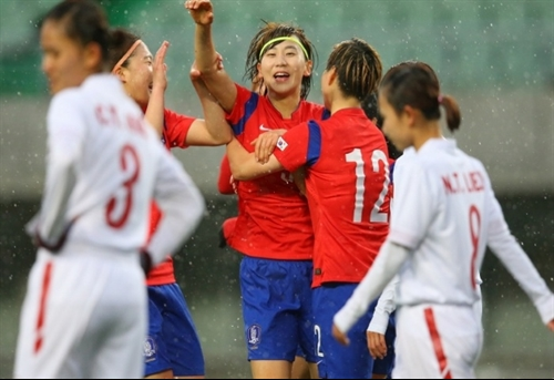 Việt Nam thumped by S Korea in Olympic qualifier