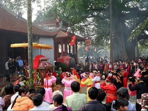 Điện Biên citadel festival honours peasant hero Chất