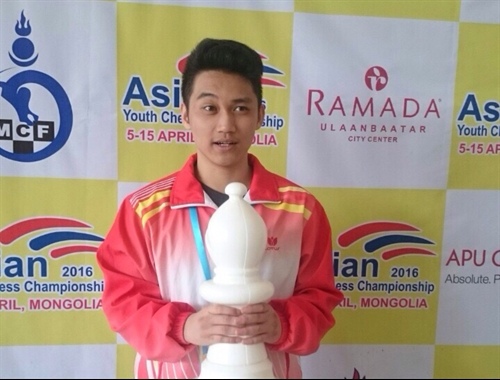 Home turf -- Young masters win golds in Mongolian championships
