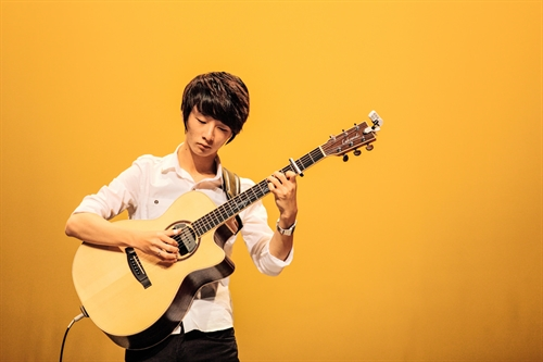 Guitar Prodigy to play shows in VN