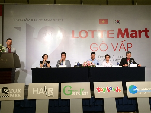 Lotte Mart to open 12th store in City