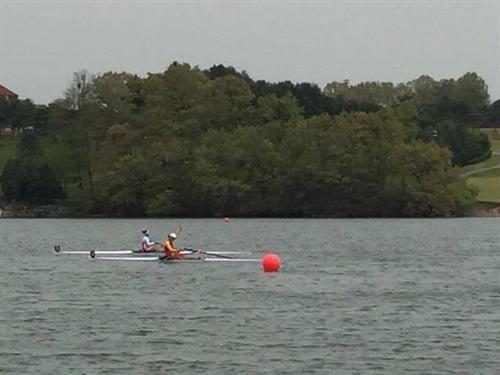 Huệ rows to Rio Olympics