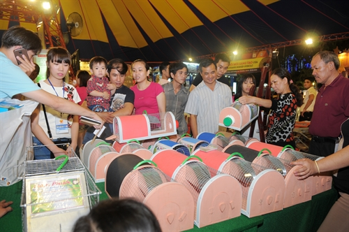 HCM City showcases high-quality products
