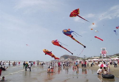 Intl kite festival to be held at Ecopark