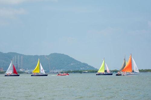 Kiên Giang Sailing Regatta-Phú Quốc 2016 set to begin