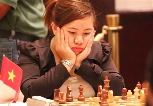 VN team takes fifth in chess tournament