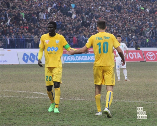 Thanh Hóa players back from injur