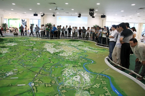 Hà Nội Capital Region Master Plan expands further