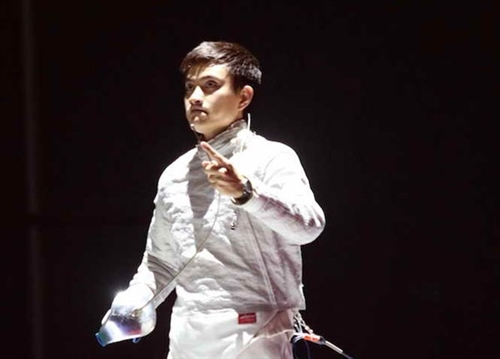 Vietnamese fencer An to compete at World Cup