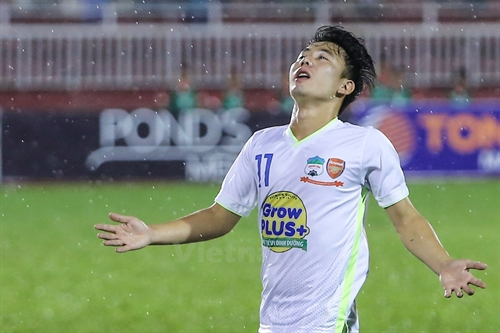 Hoàng Anh Gia Lai find win again at V.League