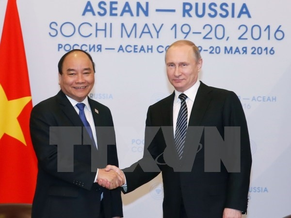 PM affirms prioritisation of Russia in diplomatic policy