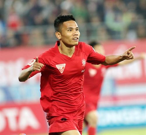 Hải Phòng go solo in V.League ranking