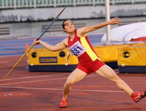 Hà Nội triumph at Hà Nội athletics open