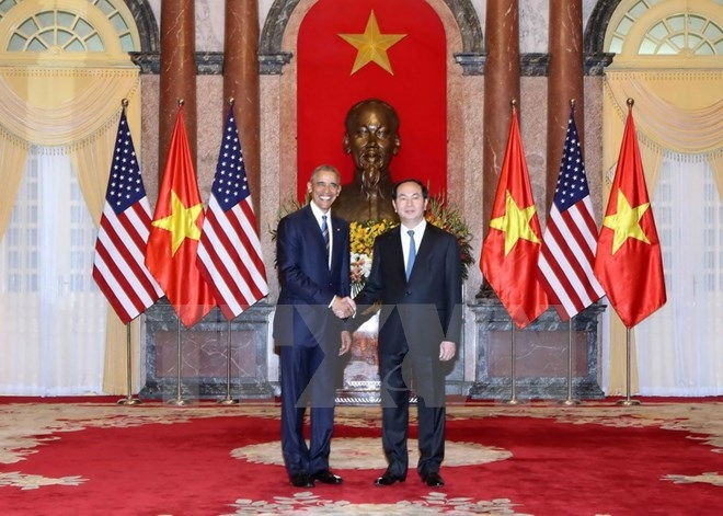 US-Vietnam Joint Statement