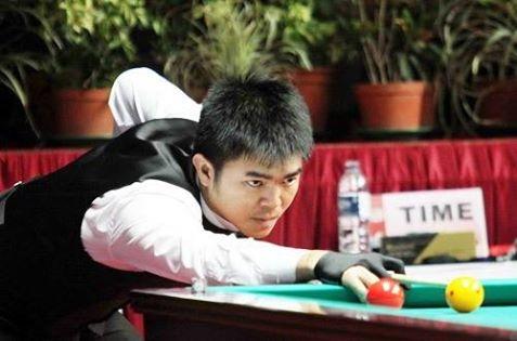 Nguyện bags bronze at World Cup 3-Cushion Carom Billiards