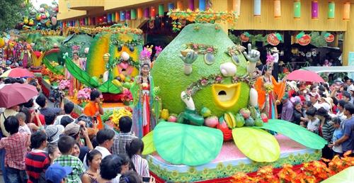HCM City to host fruit festival next month