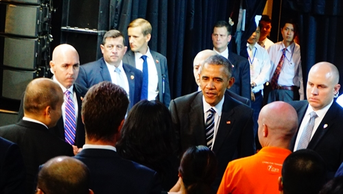 Twenty agreements during Obama visit says envoy