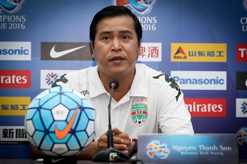 Football Bình Dương eager to host Tokyo at home