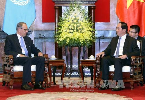 VN reiterates commitment to United Nations global efforts
