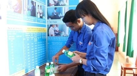 Students invent anti-mosquito body wash