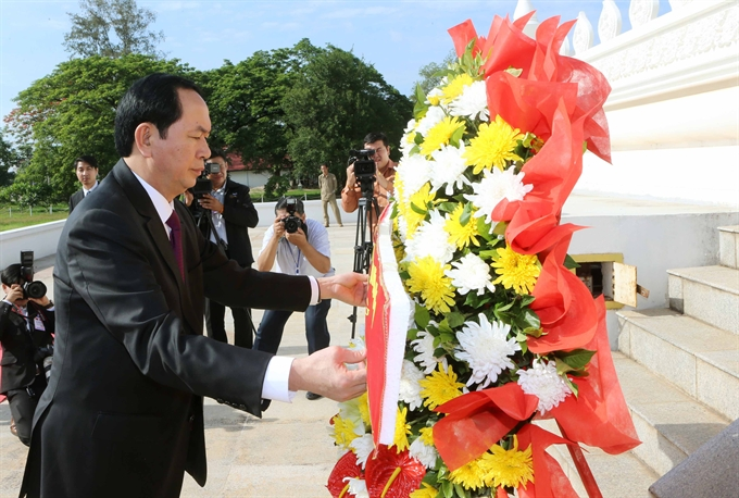 Party State to facilitate better business in Laos