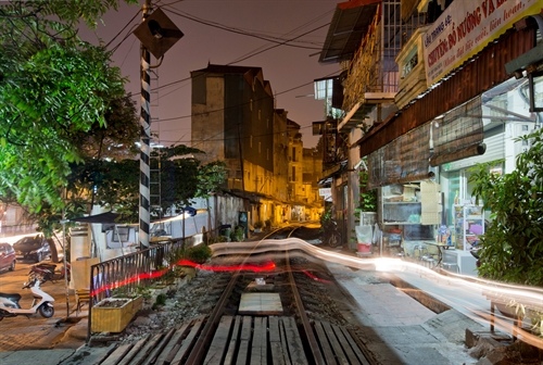 French photographer finds endless inspiration in VN