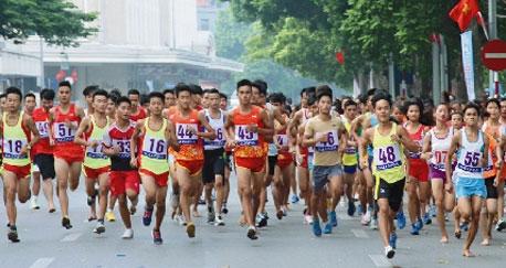 Hà Nội Mới Run launched