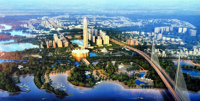 Hà Nội targets Red River growth