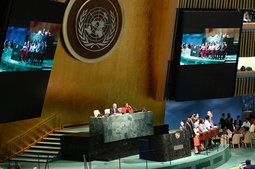 Italy Netherlands offer to share UN council seat