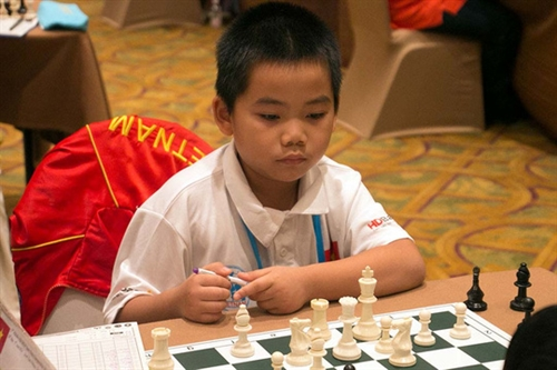 VN named ASEAN Age Group Chess Champs