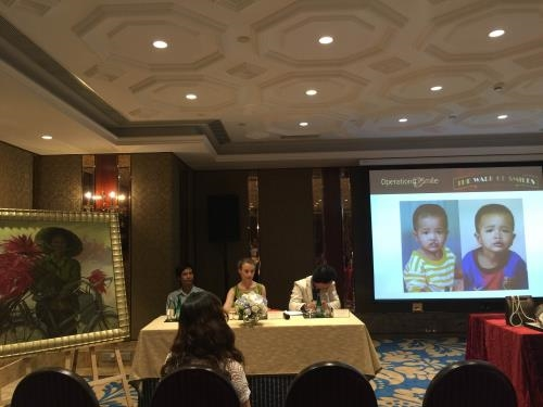 Artworks to be auctioned off for Operation Smile