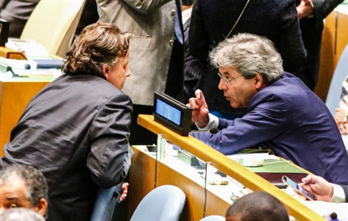 UN approves deal for Italy Netherlands to share Council seat