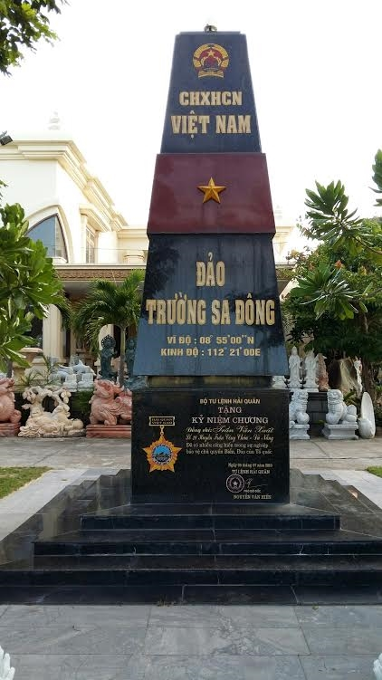 Islands milestone copy recognised as Vietnamese record