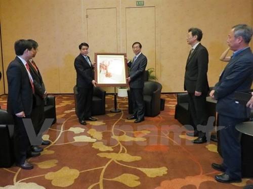Hà Nội Seoul to increase development co-operation