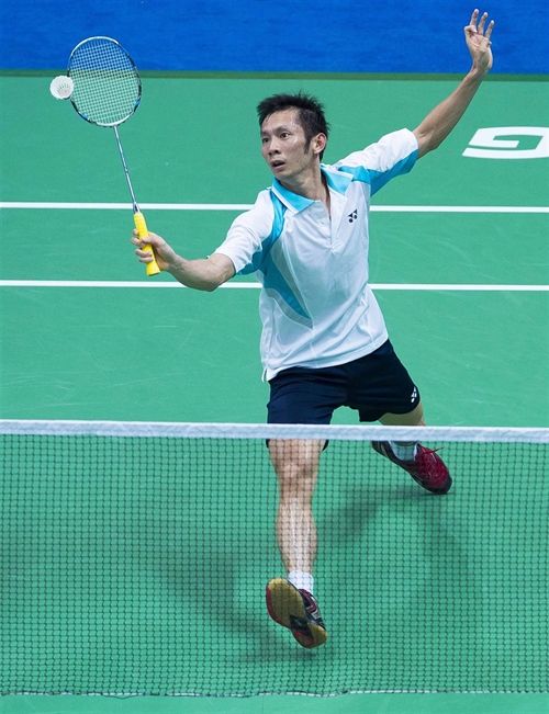 Vietnam Open attracts top international players