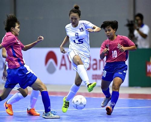 Thái Sơn Nam District 8 equalled by Bangkok FC
