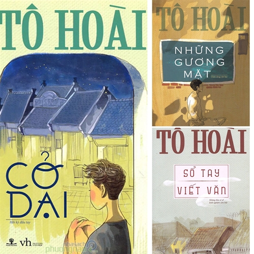 Veteran author Tô Hoàis books reprinted