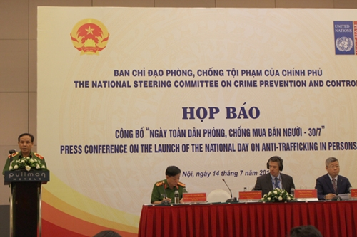 VN fights human trafficking