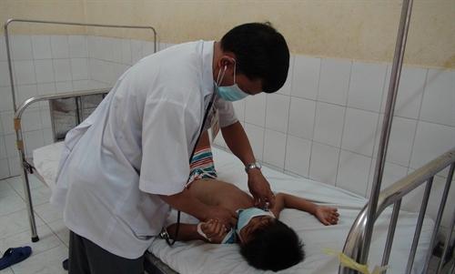 Diphtheria toll rises in Bình Phước