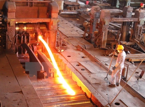 Duties imposed on imported steel