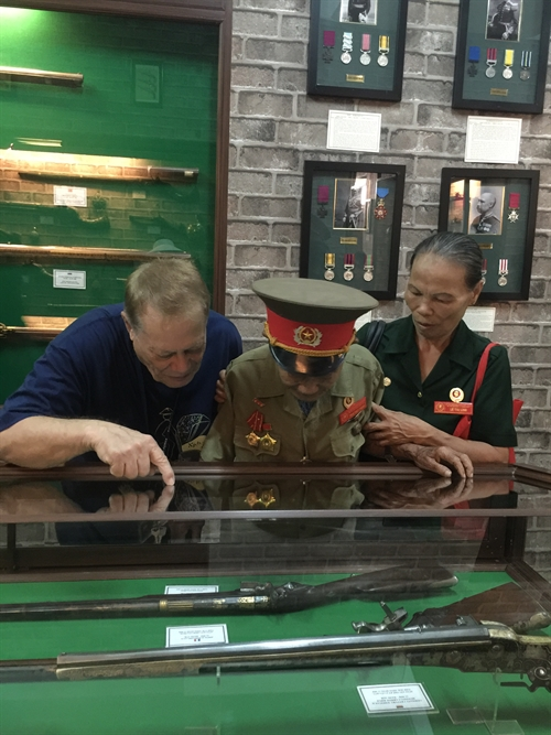Arms museum draws interest