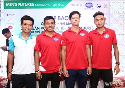 Mens Futures to kick off in Bình Dương