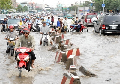 City seeks 3.22b for anti-flood projects