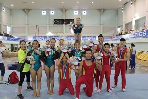 VN students grab four golds at ASGs