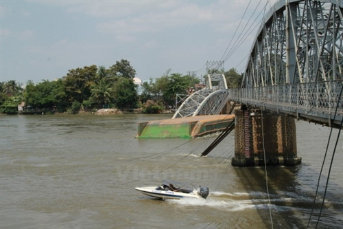 VN needs 36.7m for waterway safety
