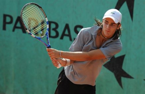 Host Huy stopped in Vietnam Futures 1st round