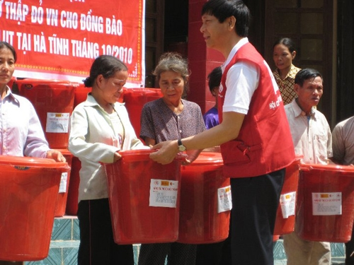 VN US continue expanding cooperation in humanitarian programmes