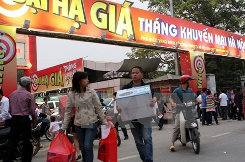 30-day programme to promote consumption in Hà Nội